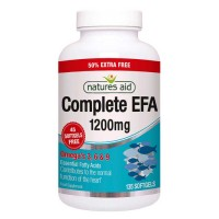 Complete EFA 135 softgels - Natures Aid / Ωμέγα 3, 6, 9