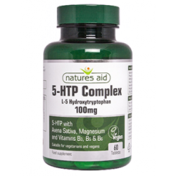 5-HTP Natures Aid 100 mg 30 ταμπλέτες