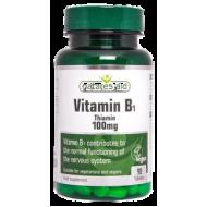 Vitamin B1 Thiamin 100 mg 90 ταμπλέτες - Natures Aid /  Βιταμίνες