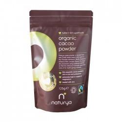 Cacao Powder  Organic 125g - Naturya / Βιολογικό κακάο