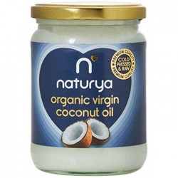 Coconut Oil 500ml Organic - Naturya Superfoods