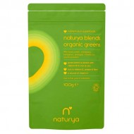 Organic Greens Blend 100g - Naturya