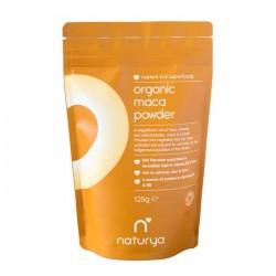 Maca Powder Organic 125g - Naturya