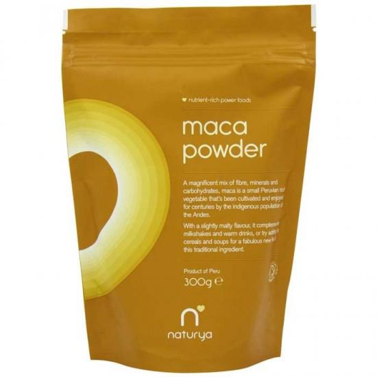 Maca Powder Organic 300g - Naturya