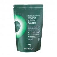 Organic Spirulina Powder 100γρ - Naturya / Οργανική Σκόνη Σπιρουλίνας