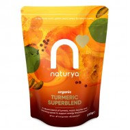 Organic Turmeric Superblend 250γρ  - Naturya / Βιολογικός Κουρκουμάς σε Σκόνη