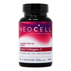 Super Collagen +C 120 tabs - Neocell / Κολλαγόνο