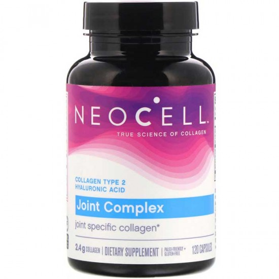 Collagen Type 2 Joint Complex 120 tabs - NeoCell / Κολλαγόνο - Αρθρώσεις