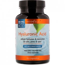 Hyaluronic Acid 60 caps - NeoCell