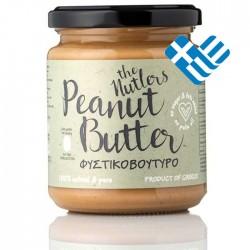 Peanut Butter 250γρ - the Nutlers / Ελληνικό Φυστικοβούτυρο