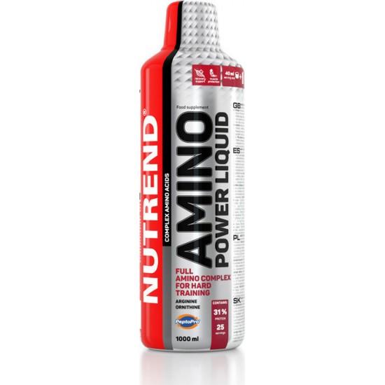 Amino Power Liquid 1000ml - Nutrend / Αμινοξέα Υγρά