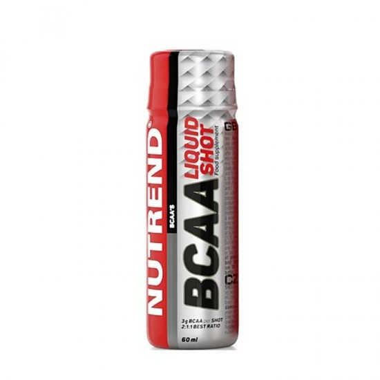 BCAA Liquid Shot 60ml - Nutrend