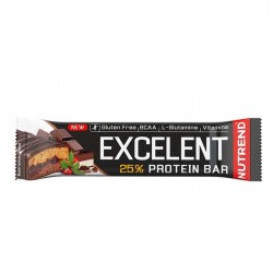 Nutrend Excelent Protein Bar Double 85gr