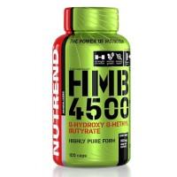 HMB 4500 100 κάψουλες - Nutrend