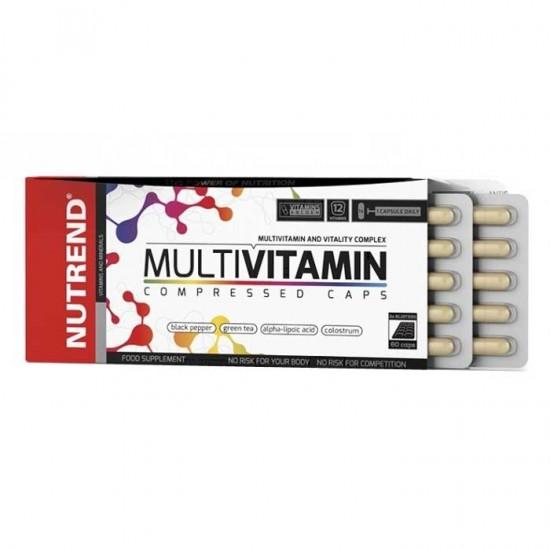 MultiVitamin Compressed 60caps - Nutrend