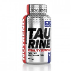 Taurine 120 caps - Nutrend