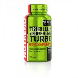 Tribulus Terrestris Turbo 120 κάψουλες - Nutrend / Σεξουλική Υγεία