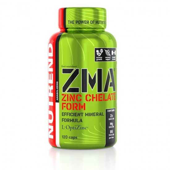 ZMA 120 caps - Nutrend