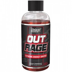 Outrage RTD 118ml Προεξασκητικό - Nutrex Research / Ειδικά Συμπληρώματα