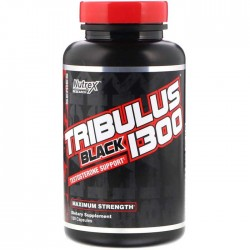 Tribulus Black 1300 120 caps - Nutrex