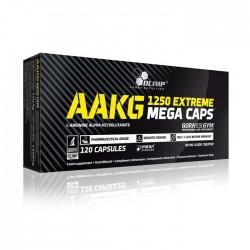 AAKG 1250 Exreme Mega Caps Olimp 120 κάψουλες / Αμινοξέα