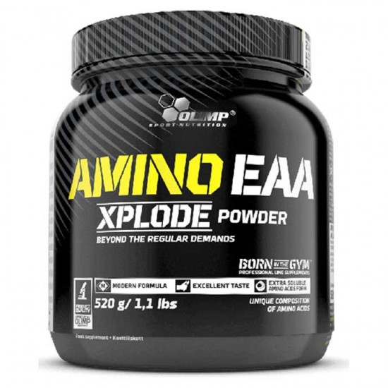 Amino EAA Xplode Powder 520g - Olimp