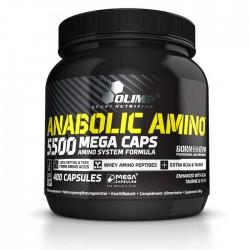 Anabolic Amino 5500 Mega Caps Olimp 400 κάψουλες / Αμινοξέα