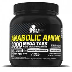 Anabolic Amino 9000 Mega 300 ταμπλέτες - Olimp
