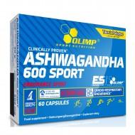 Ashwagandha 600 Sport 60 κάψουλες - Olimp / Ανοσοποιητικό Αγιουρβέδα