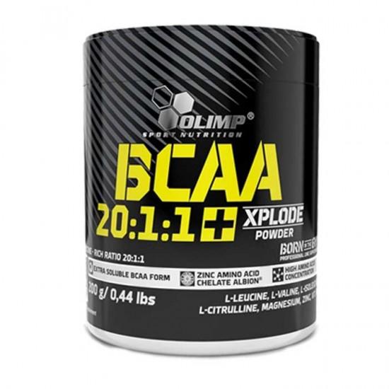 BCAA 20:1:1 Xplode Powder 200g - Olimp