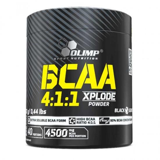 BCAA 4:1:1 XPLODE 200γρ Powder - Olimp / Αμινοξέα