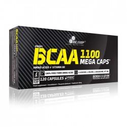 Bcaa Mega Caps 1100 120 κάψουλες - Olimp