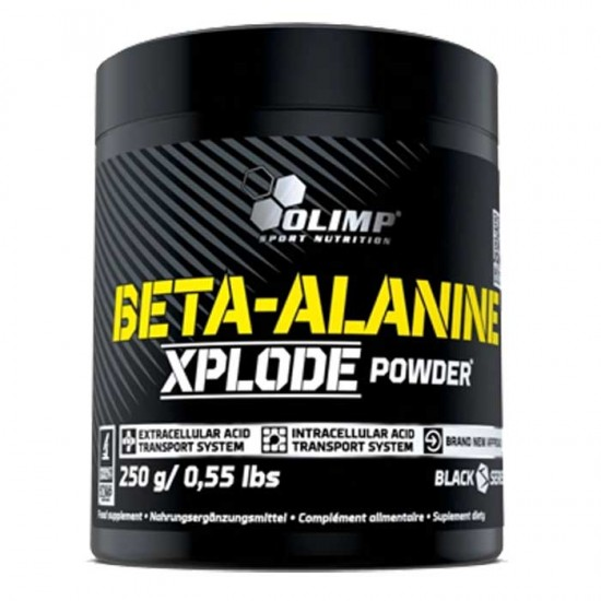 Beta Alanine XPLODE™ Olimp 250 γρ. / Αμινοξέα - Αντοχή