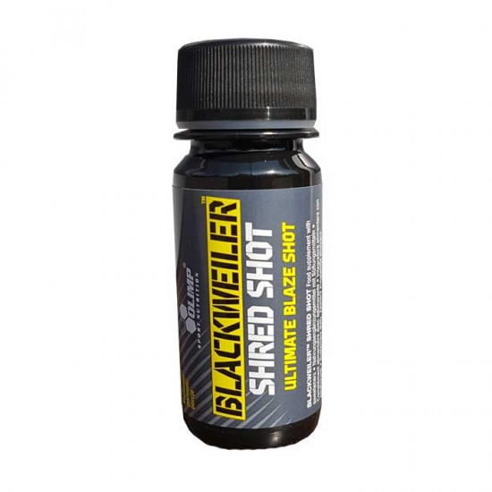 Blackweiler Shred Shot 60ml - Olimp