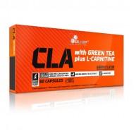 CLA Green Tea +L- Carnitine Olimp 60 κάψουλες / Λιποδιαλύτης - CLA