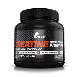 Creatine Monohydrate Powder Olimp 250 γρ / Κρεατίνη