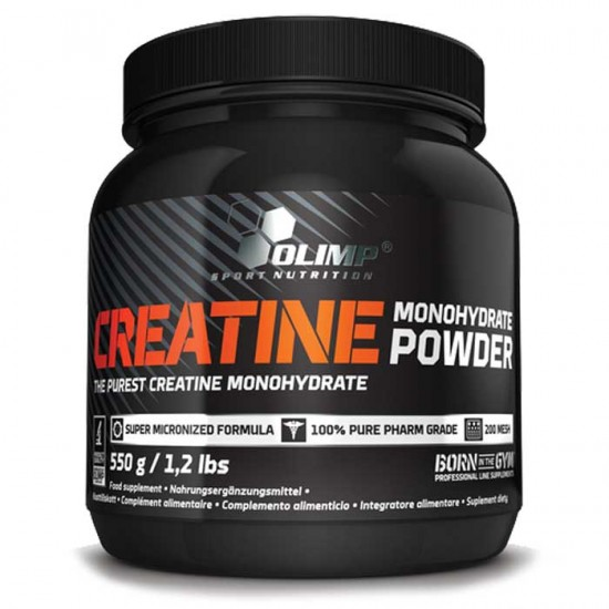Creatine Monohydrate Powder 550g - Olimp