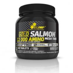 Gold Salmon 12000 Mega 300 Tabs - Olimp / Αμινοξέα