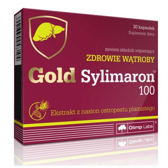 Gold Sylimaron 100 30 caps - Olimp
