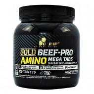 Gold Beef Pro Amino Mega Tabs 300tabs - Olimp