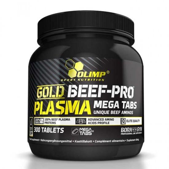 Gold Beef Pro Plasma 300 ταμπλέτες - Olimp / Αμινοξέα