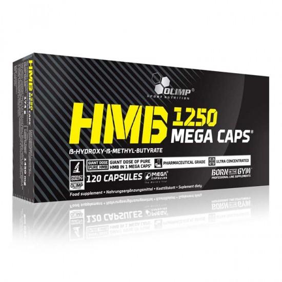 HMB MEGA CAPS Olimp 120 caps