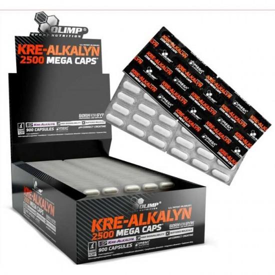 Kre-Alkalyn 2500 Mega Caps 30 caps [blister] - Olimp Nutrition