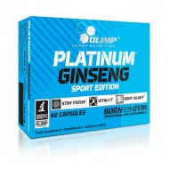 Platinum Ginseng™ Sport Edition 550mg 60 caps Olimp