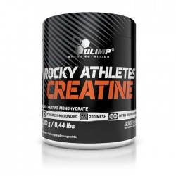 Rocky Athletes Creatine Monohydrate Micronized 200γρ - Olimp / Μονοϋδρική Κρεατίνη