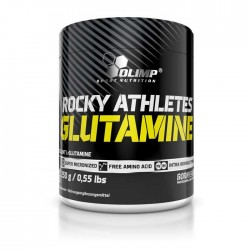 Rocky Athletes Glutamine 250gr Olimp / L-Γλουταμίνη