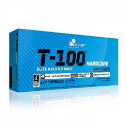 T-100 Hardcore 120 caps - Olimp