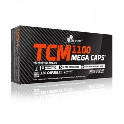 TCM 1100 Mega Caps Olimp 120 κάψουλες
