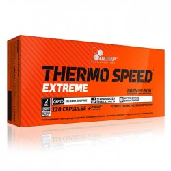Thermo Speed Extreme Mega 120 Caps - Olimp  / Θερμογενετικός λιποδιαλύτης