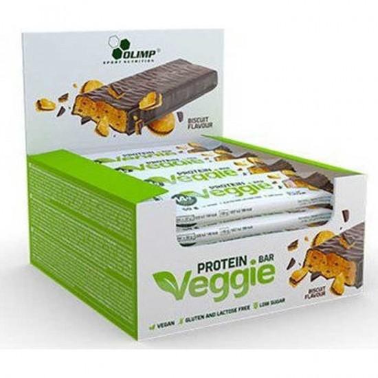 Veggie Protein Bar 12x50g - Olimp